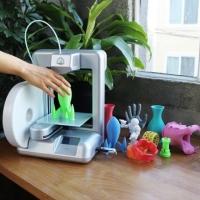 ЗD печать становится все популярнее и доступнее