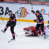 Первая победа омских хоккеистов в 2016 году