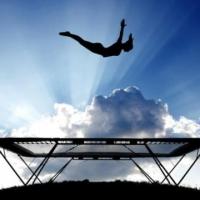 В Омской области появилась официальная организация по прыжкам на батуте