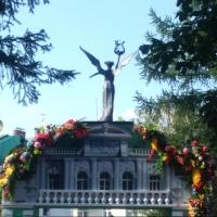 Экспозициями омской «Флоры» в этом году полюбовались около 720 тысяч человек