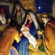 В Омск пришло католическое Рождество