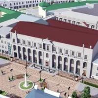 """На создание """"Эрмитаж-Сибирь"""" в Омске выделили первые 80 миллионов"""