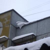 Госжилинспекция проверит крыши омских домов