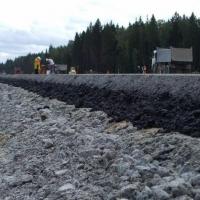 Специалисты СибАДИ рекомендуют для ремонта омских дорог асфальтобетон с «самозалечиванием»