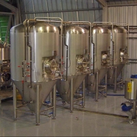 Оборудование для производства пива, вина и крепкого алкоголя