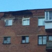 Разрушающийся дом в Советском округе отремонтируют на средства областного резервного фонда