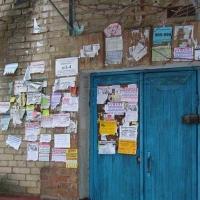 «Спрут» находит омичей, портящих фасады рекламой