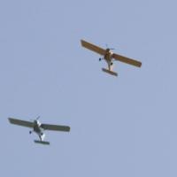В Омской области пройдут соревнования по спорту сверхлегкой авиации