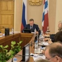 Бурков предложил создать стратегический совет при губернаторе Омской области