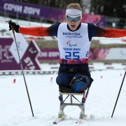 Григорий Мурыгин завоевал пятую паралимпийскую медаль