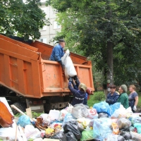 Новая система обращения с отходами в Омской области будет работать пока по старой схеме