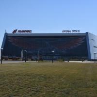 «Арену Омск» планируется переделать к осени 2021 года