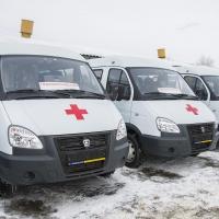 В Омской области появились 28 спецмашин для больных на гемодиализе