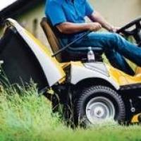 Садовый трактор stiga