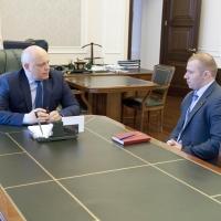 Новый глава омского Минстроя ждет разрешения КПРФ