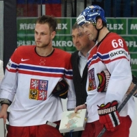 """Хоккеист омского """"Авангарда"""" получил признание чешских журналистов"""