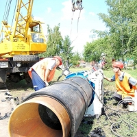 «ОмскВодоканал» обслуживает более 3000 километров трубопровода