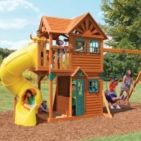 Детские площадки и их оснащение