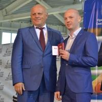 Участникам турнира имени Тищенко в Омске Виктор Назаров пожелал достойно проявить себя на ринге