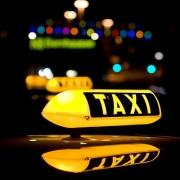 Омским таксистам планируют выдавать лицензии