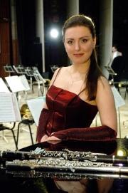Песни у Тарских ворот всё лето исполняет солистка Омской филармонии Татьяна Харечко