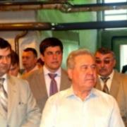 Рабочий визит губернатора в г. Калачинск