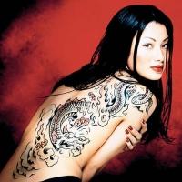Особенности нанесения татуировки на тело