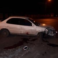 В Омске водитель погиб после наезда на дорожное ограждение