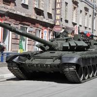 «Уралвагонзавод» подумывает перенести модернизацию Т-72 в Омск