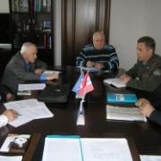 Прошло заседание оргкомитета по подготовке конференций: «Броня-2010» и «СВЧ - Омск -2010»