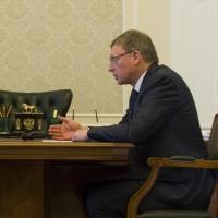 Александр Бурков поддержит кандидата в мэры Омска