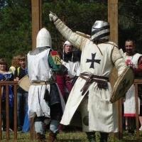 """В Омске сразятся рыцари """"Ордена Святого Георгия"""""""