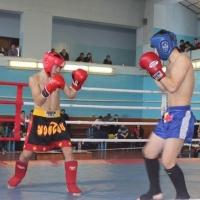 Омичи стали призерами турнира по кикбоксингу на Алтае