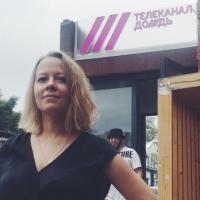 Омичка временно возглавит телеканал «Дождь»