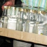 В Омске под видом алкоголя массово торговали техническим спиртом