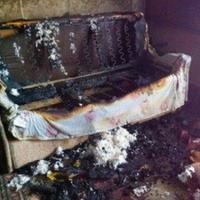 В Омской области пожар унес жизни двоих маленьких детей и их бабушки