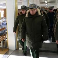 Визит Шойгу в Омский гарнизон прошел без замечаний