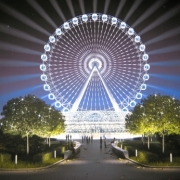 Губернатор запретил строить колесо обозрения в Воскресенском сквере