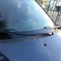 Омичи жалуются на похитителей автомобильных дворников