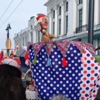 Известные омичи угостят блинами посетителей Масленицы на Любинском проспекте