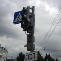 В Омске ищут подрядчика для установки светофоров