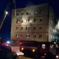 Виновнику трагического пожара в общежитии под Омском назначили почти 3 года лишения свободы