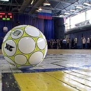 Первый Зимний турнир по мини-футболу