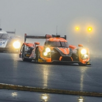 Блестящая победа G-Drive Racing в Японии