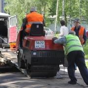 Омским дворам подобрали подрядчиков