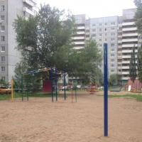 В Омской области распределили около 450 миллионов рублей на благоустройство дворов