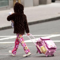 В Омске «Форд Фокус» сбил 9-летнюю девочку
