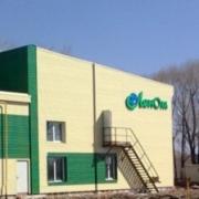 Состоялся запуск оборудования на строящемся ватном заводе в Омской области