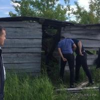 Главу семейства, подозреваемого в убийстве жены и дочери, нашли на окраине Калачинска