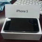 iPhone 5 уже проходит тестирование в Кубертино